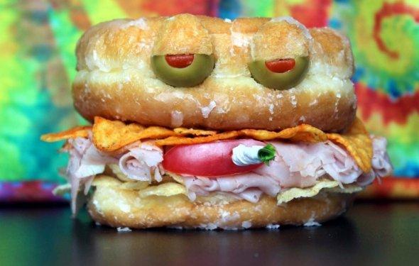 Бизнес идея: домашние обеды в
